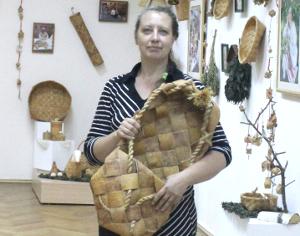 Татьяна Константинова: «Из бересты можно сделать всё»