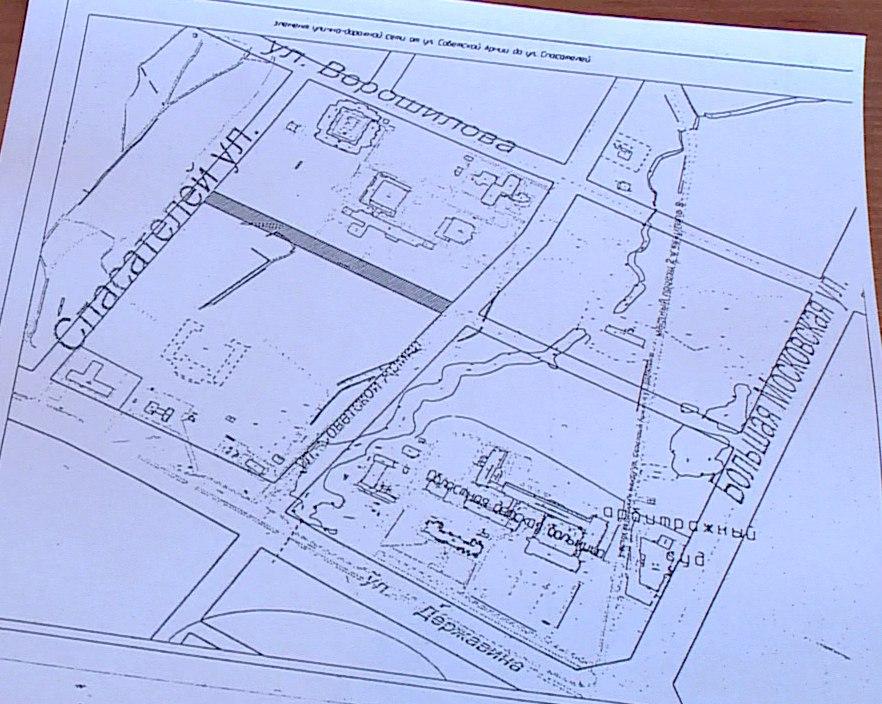 На карте Великого Новгорода появилась новая улица