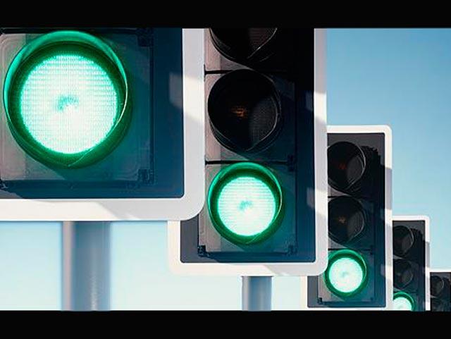 В Великом Новгороде отрегулируют «зелёную волну» на светофорах Большой Санкт-Петербургской