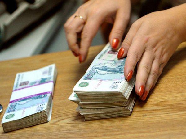 Бывший главбух крестецкой полиции подозревается хищении 90 тысяч рублей
