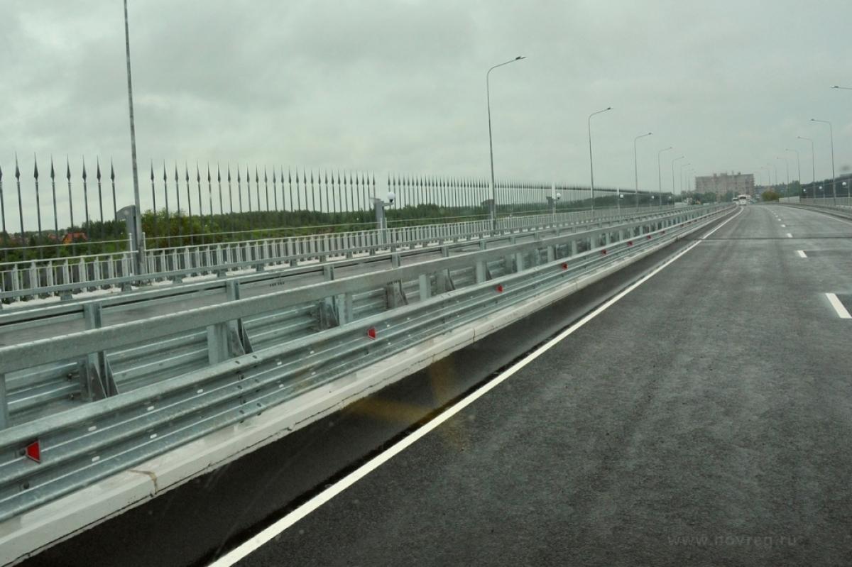 Из-за морозов со среды будет перекрыто движение по Деревяницкому мосту