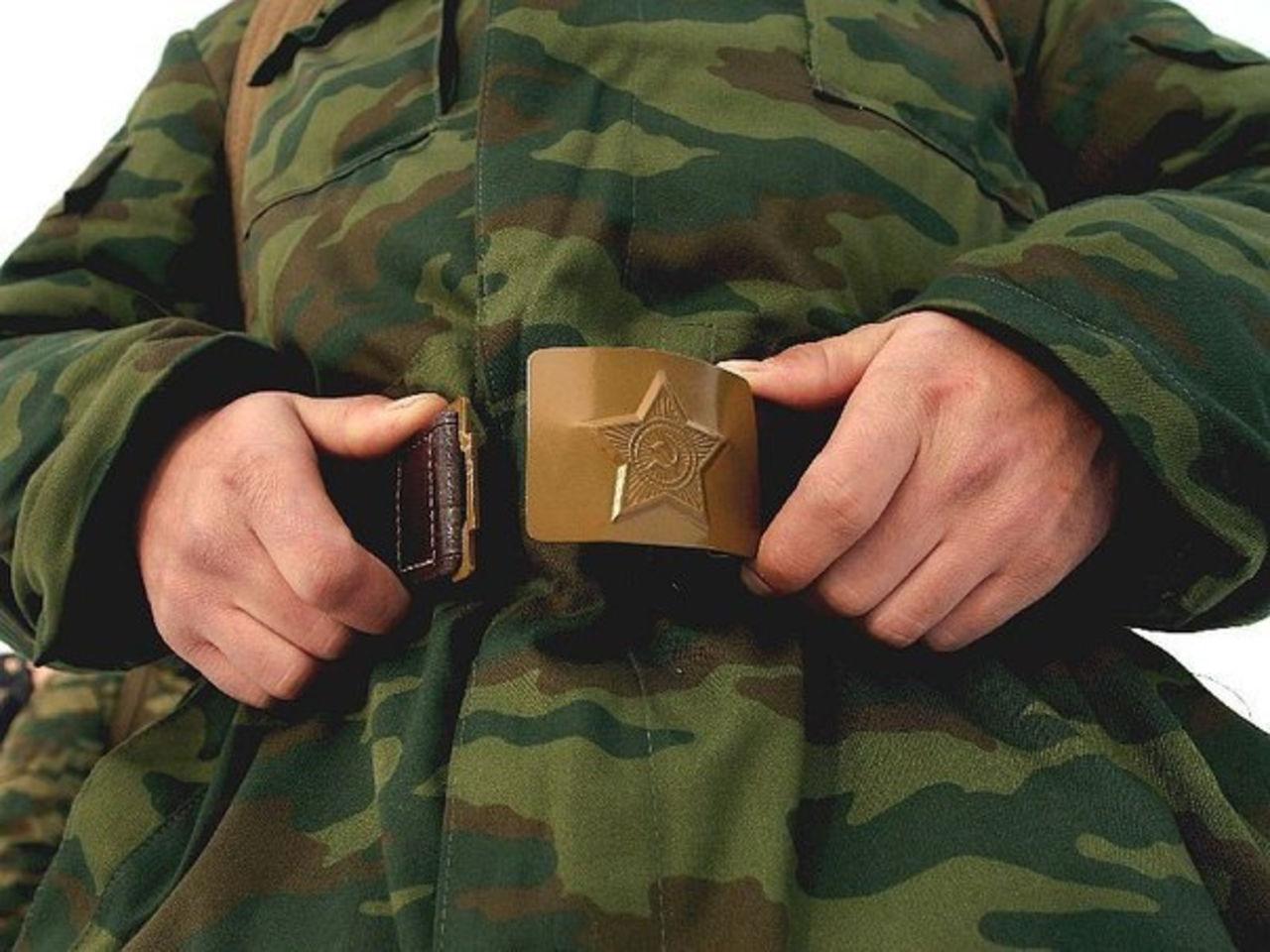 Указом губернатора Новгородской области организуется постановка граждан на воинский учет