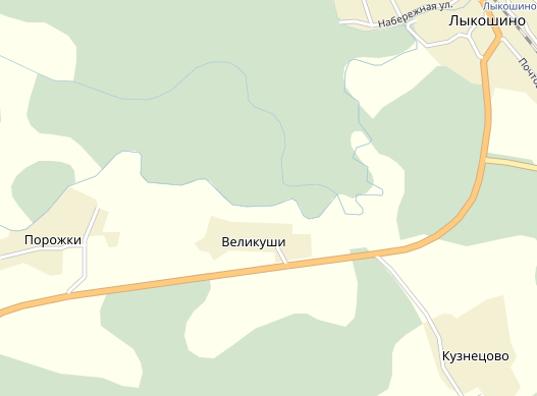 Маревская деревня Великуши не исчезнет с карты