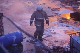 За январь в Новгородской области случилось 103 пожара