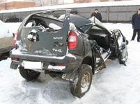 В Новгородской области погиб в ДТП 30-летний мужчина