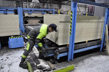 Планируется увеличение поставок новгородского сырья на завод «UPM Чудово»