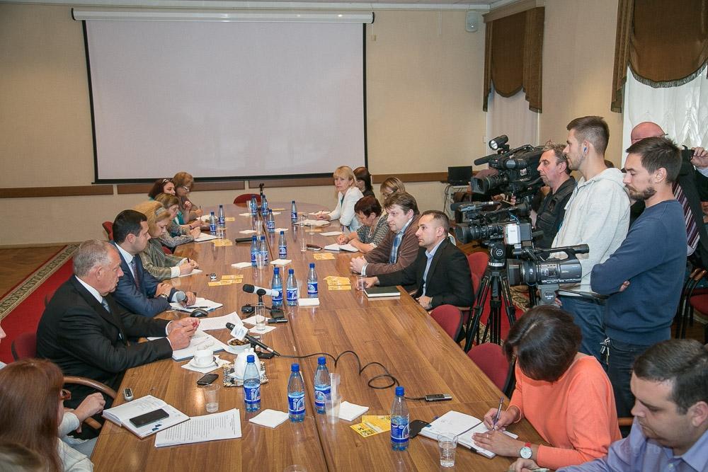 Сергей Митин проведет первую в этом году встречу с журналистами и блогерами