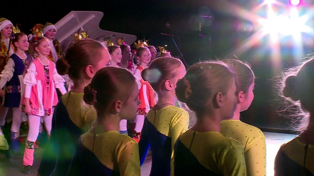 В Великом Новгороде проходит фестиваль-конкурс детского и юношеского творчества «Золотая ладья-2017»