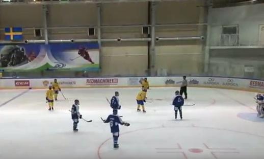Финляндия крупно обыграла Швецию в Великом Новгороде
