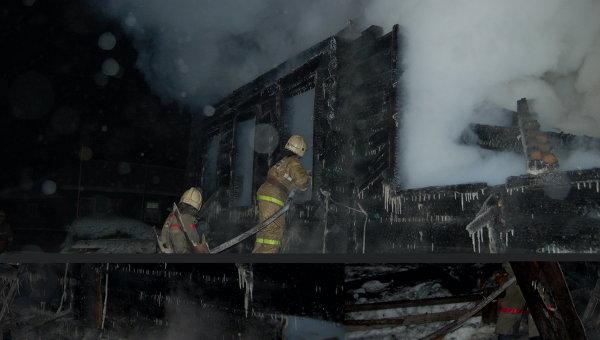В Новгородской области в частном доме взорвался газовый баллон. Один человек погиб