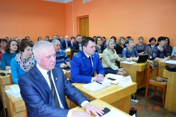 Глава Маловишерского района отчитался на удовлетворительно