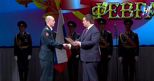 «53 секунды»: 23 февраля в Великом Новгороде. Вручение наград