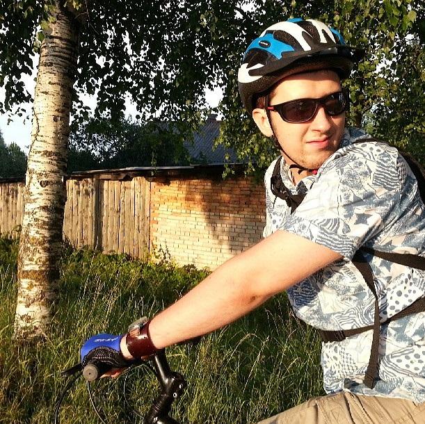 Дмитрий Асташкин: «На велосипеде можно добраться до места быстрее автобуса»