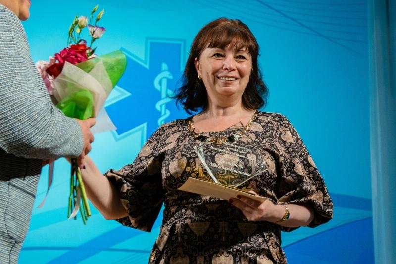 Врач «Валдайской ЦРБ» стала лучшим участковым терапевтом России