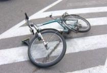 В Великом Новгороде водитель легковушки сбил ребенка на велосипеде