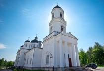 «53 новгородских храма»: собор пророка Божия Илии (Сольцы)