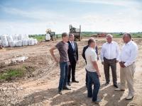 Сергей Митин посетил ряд важных сельскохозяйственных объектов в Шимском и Старорусском районах