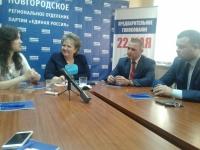 В Новгородской области подводят итоги предварительного голосования ЕР