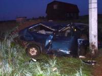 За выходные в Новгородской области из-за пьяных водителей погиб один и ранены три человека
