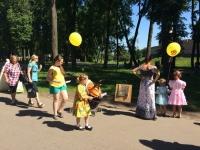 Елена Филинкова возмутилась шариками с партийной символикой в День защиты детей