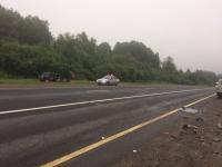 В ДТП в Валдайском районе на ФАД «Россия» пострадало восемь человек