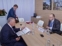 В Новгородской области начнут производить паркет