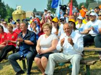 III областной профсоюзный молодежный турслёт посетил Сергей Митин