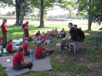 Лагерь легиона проблем