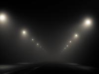 По требованию прокуратуры в Боровичах восстановлено уличное освещение