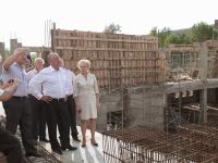 Сергей Митин: «Центр культурного развития» в Боровичах должен быть сдан в этом году»