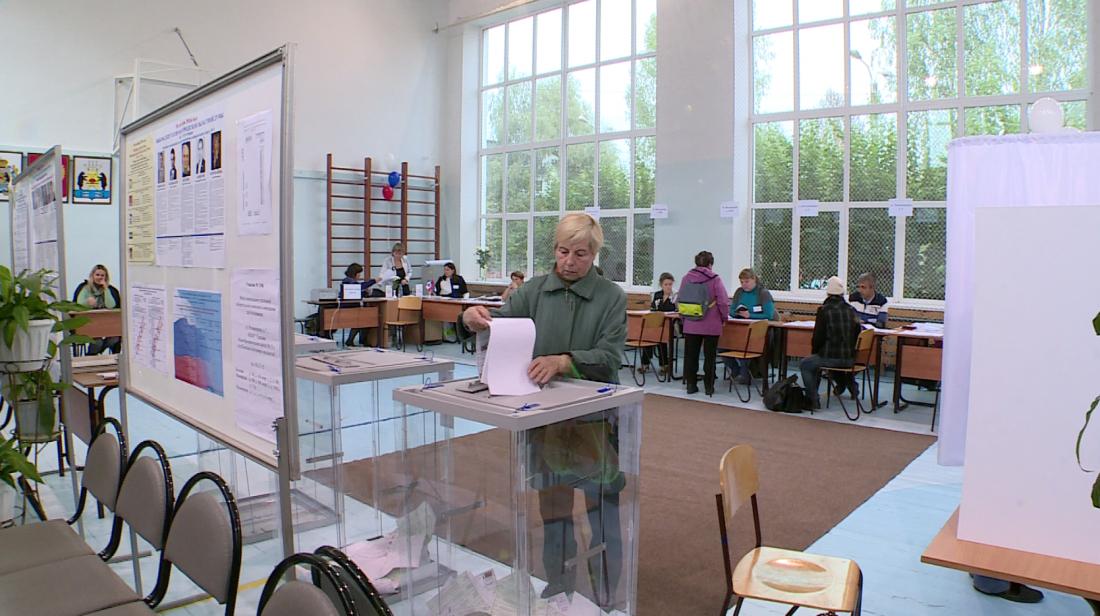 ВНовгородской области закончился Единый день голосования