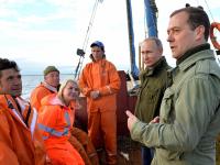 Федеральный центр готов оказать поддержку ильменским рыбакам