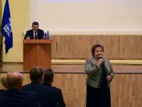 Новгородские единороссы на своей конференции рекомендовали кандидатуру Елены Писаревой на пост председателя облдумы