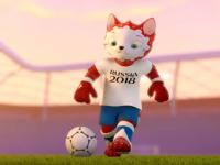 Новгородский кот ждет поддержки на Мундиаль-2018