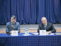 Сергей Митин провёл встречу с населением Любытинского района