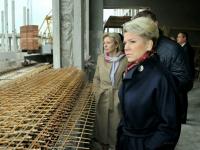 Вероника Минина: «Строительство школы в «Ивушках» идет грамотно и системно»