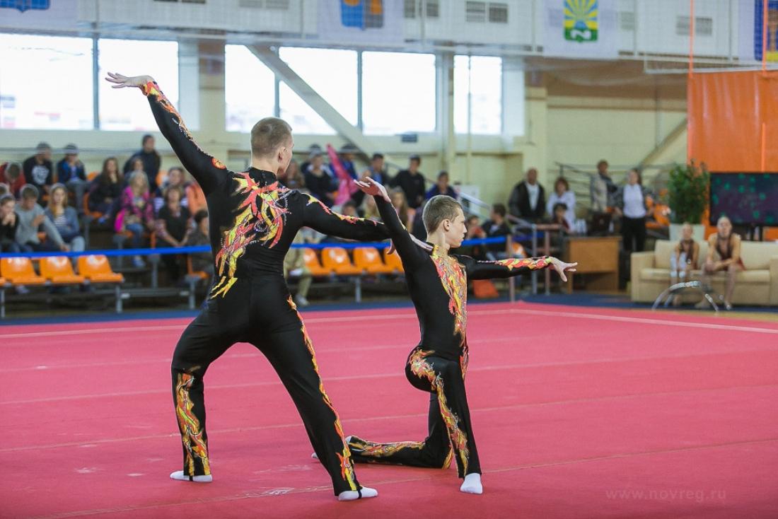 НаЧемпионате Российской Федерации поспортивной акробатике новгородцы стали бронзовыми призёрами