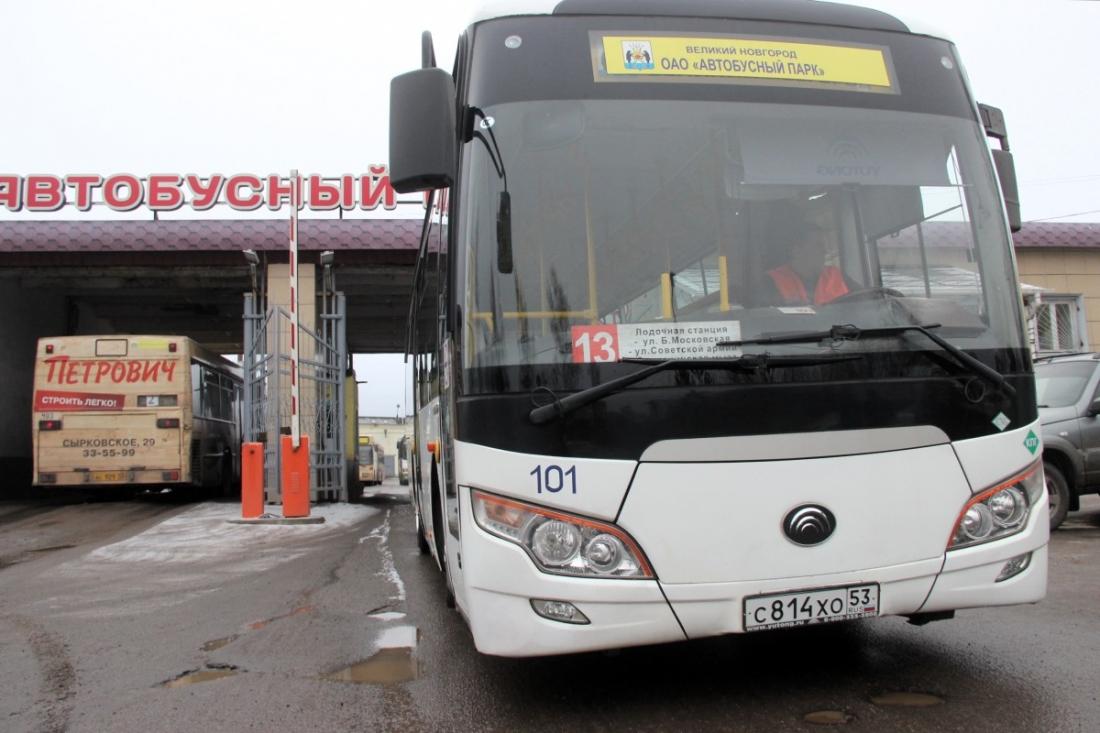 Из-за ареста автобусов у«Автобусного парка» вдвое уменьшилось количество выходов подвижного состава