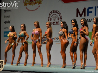 Новгородки успешно выступили на чемпионате России по бодибилдингу