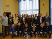 Новгородские футболисты закрыли сезон 2016 года