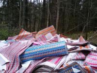 Валдайскому национальному парку нанес рану «Чудо творожок»