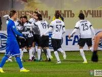 Видеообзор: «Тосно» вырвалось в четвертьфинал Кубка России