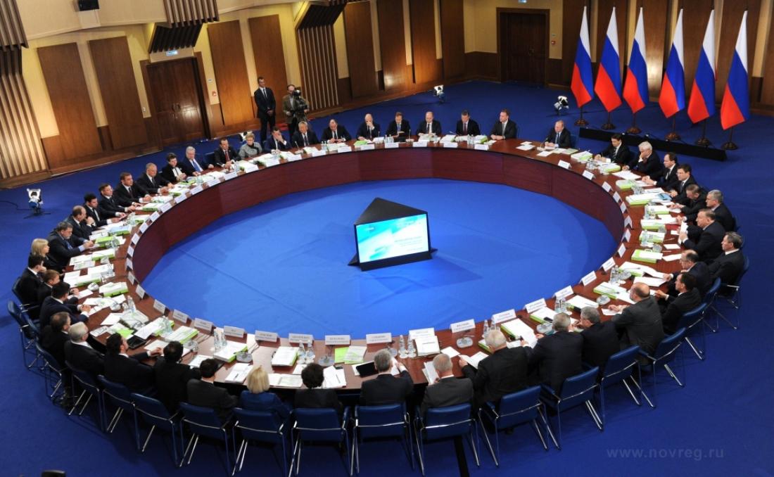 Русским регионам рекомендовали калужский опыт формирования бизнес-среды