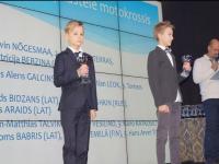 10-летний мотогонщик из Боровичей взял серебро международных соревнований