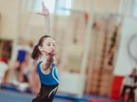 Новгородская гимнастка Алина Степанова стала бронзовым призером первенства России