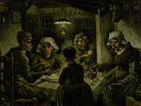 Новгородцы познакомятся с фильмом-выставкой о Ван Гоге