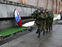 Программа дня Неизвестного солдата в Великом Новгороде
