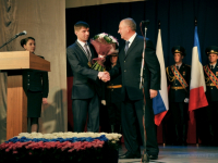 Состоялась церемония вступления в должность главы Пестовского района