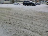 В Великом Новгороде пользователи соцсетей делятся сообщениями о ДТП и уборке снега