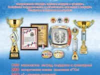 В Великом Новгороде пройдет выставка наград и спортивной атрибутики